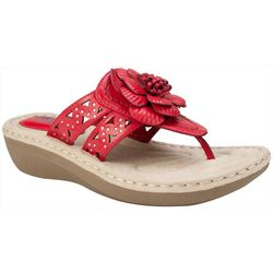 Cliffs by White Mountain Womens Cynthia Sandals