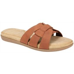 Cliffs by White Mountain Womens Fredie Slides