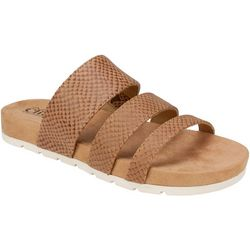 Cliffs by White Mountain Womens Teona Slides
