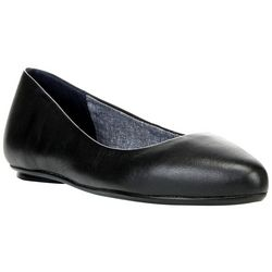 Dr. Scholl's Womens Really Leather Flats