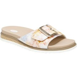 Dr. Scholl's Womens Originalist 2 Slide Sandals