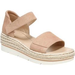Womens Of Course Platform Sandals