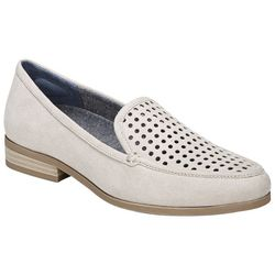 Dr. Scholl's Womens Excite Chop Perforated Loafers