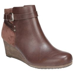 Dr. Scholl's Womens Double Bootie