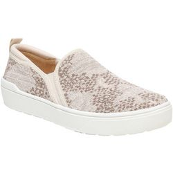 Dr. Scholl's Womens Delight Knit Slip On Shoes