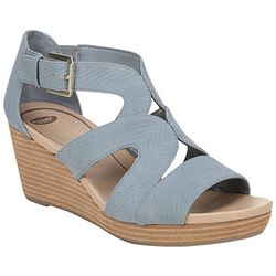 Dr. Scholl's Womens Bailey Wedge Sandals