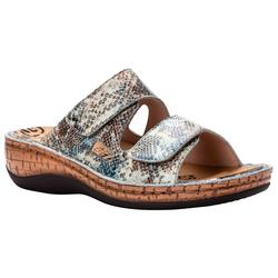 Womens Joelle Slide Sandals
