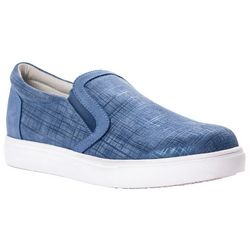 Propet Womens Nyomi Slip On Casual Shoes