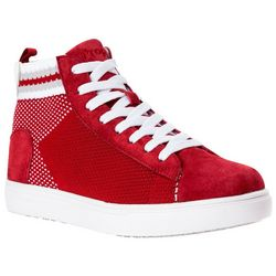 Propet Womens Nova Hi Top Sneakers