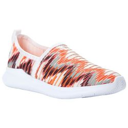 Propet Womens TravelBound Soleil Slip On Shoes