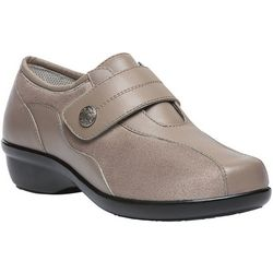 Propet USA Womens Diana Strap Loafer Shoes