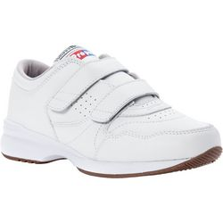Propet USA Womens Cross Walker LE Strap Sneaker