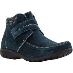 Propet USA Womens Delaney Strap Booties