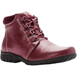 Propet USA Womens Delaney Leather Boots