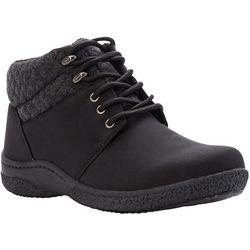 Propet USA Womens Madi Anke Lance Boots