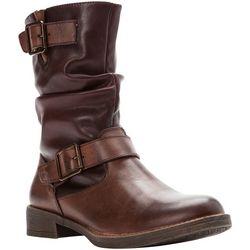 Propet USA Womens Tatum Slouch Boots