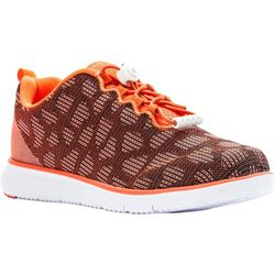 Propet USA Womens TravelFit Printed Shoes