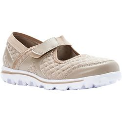 Propet USA Womens Onalee Mary Jane Quilted Shoes
