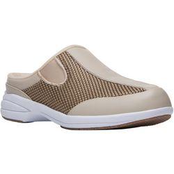 Propet USA Womens Washable Walker Slide Shoes