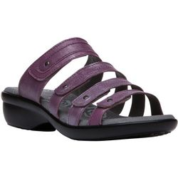 Propet USA Womens Aurora Slide Sandals