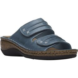 Propet USA Womens June Slide Sandals