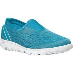 Propet USA Womens TravelActiv Slip-on Shoes