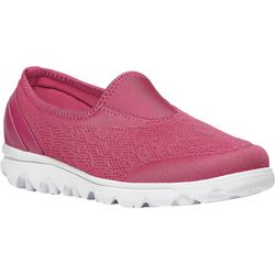 Propet USA Womens TravelActiv Slip-on Shoes