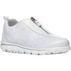 Propet USA Womens TraveActiv Zip Shoes