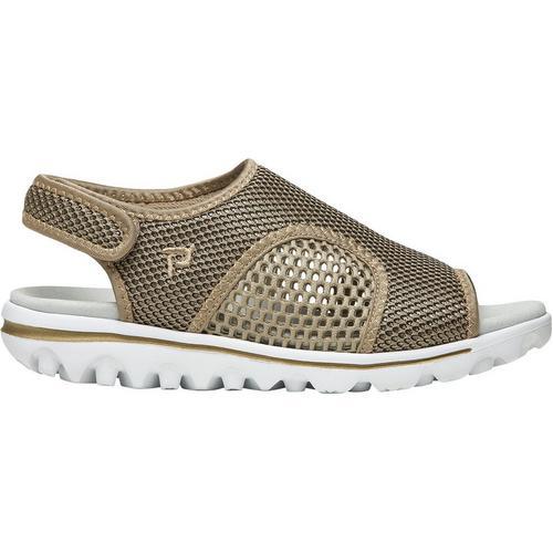2f11485b4bd Propet USA Womens TravelActiv SS Sport Sandals