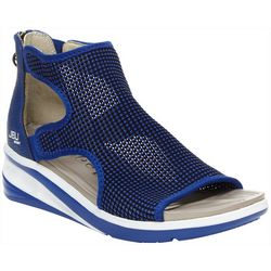 J sport Womens Nadine Wedge Sandals