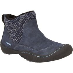 J sport Womens Marcy Slip-On Boots
