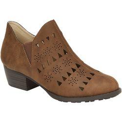 JBU by Jambu Womens Evelyn Encore Ankle Boots