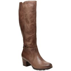 Jambu Womens Chai Wide Calf Tall Boots