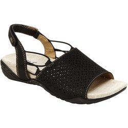 JBU Womens Pixie Slingback Sandals