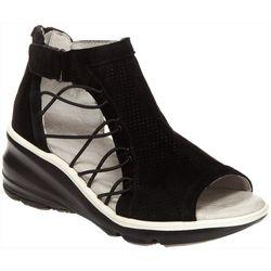 Jambu Womens Naomi Wedged Sandals
