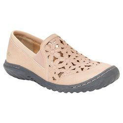 JBU Womens Wildflower Moccasin Shoes