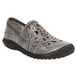 JBU Womens Wildflower Moccasin Shoes