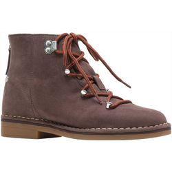 Hush Puppies Womens Catelyn Hiker Boots