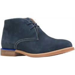 Hush Puppies Womens Bailey Suede Chukka Boots
