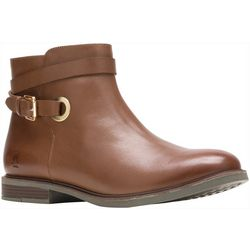 Hush Puppies Womens Bailey Strap Boots