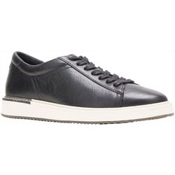 Hush Puppies Womens Leather Sabine Sneakers