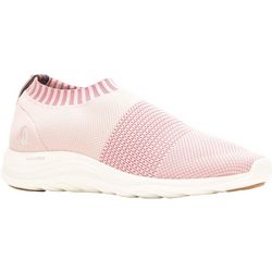 Hush Puppies Womens Cassidy Slip On Knit Shoes
