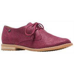 Hush Puppies Womens Chardon Oxford Shoes