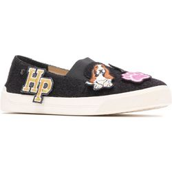 Hush Puppies Womens Gabbie Patches Slip-On Shoes