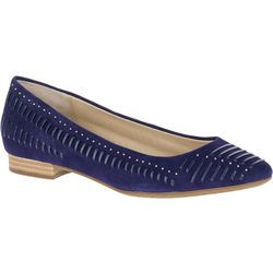 Hush Puppies Womens Phoebe Ladder Studded Shoes