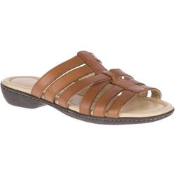 Hush Puppies Womens Dachshund Slide Sandals