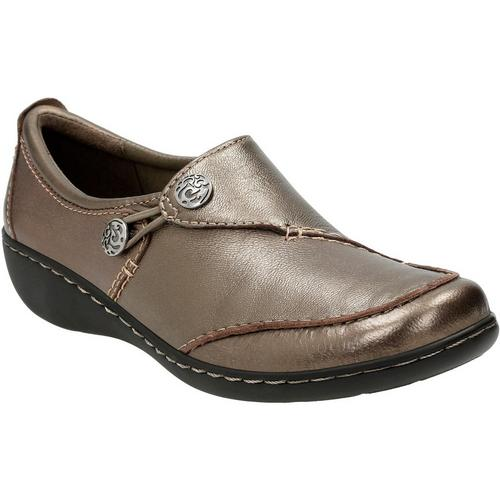 c30849fe36c Clarks Womens Ashland Lane Q Loafers