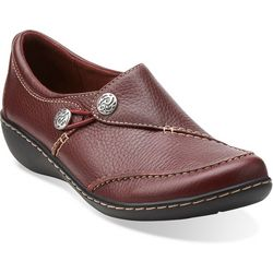 Clarks Womens Ashland Lane Q Loafers
