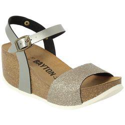 Bayton Womens Maya Buckle Sandals