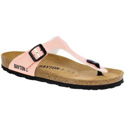 Bayton Womens Mercure Thong Sandals